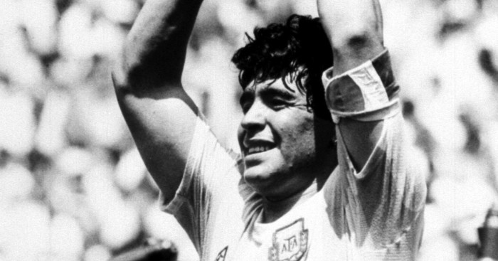 Diego Maradona: The genius who drove Argentina to World Cup glory -  Football News -