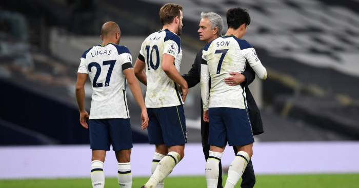 Moura: Spurs have 'capacity' to win Prem with Mourinho