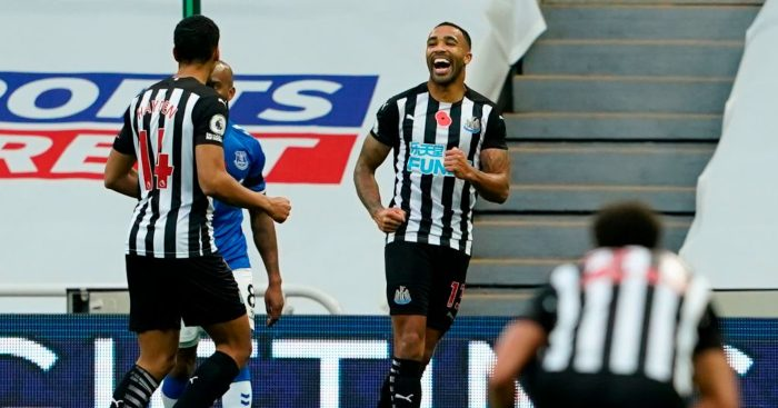 Callum Wilson Newcastle United