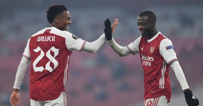 Molde 0-3 Arsenal: Gunners through to next round as Pepe scores