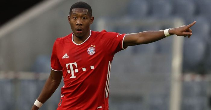 David Alaba Bayern Munich Chelsea