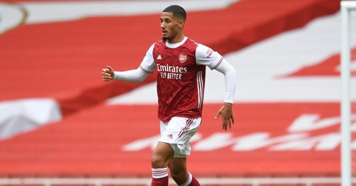 Saliba Arsenal
