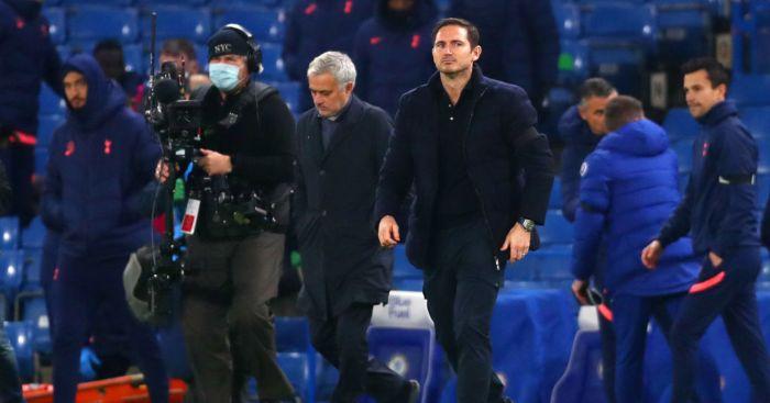 Frank Lampard Jose Mourinho Chelsea Spurs