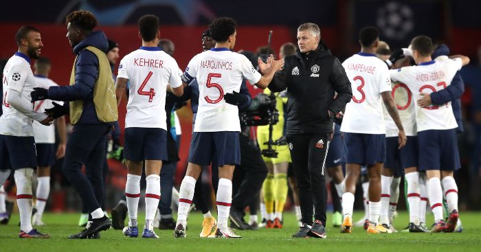 Solskjaer and Manchester United are trapped in a vicious circle