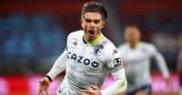 Jack Grealish Aston Villa Henderson