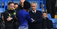 Jose Mourinho Willian ChelseaJose Mourinho Willian Chelsea