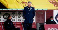 Carlo Ancelotti Everton Burnley