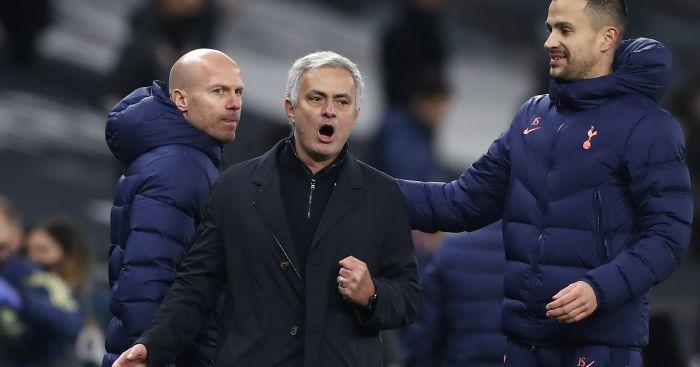 Jose Mourinho Tottenham Arsenal