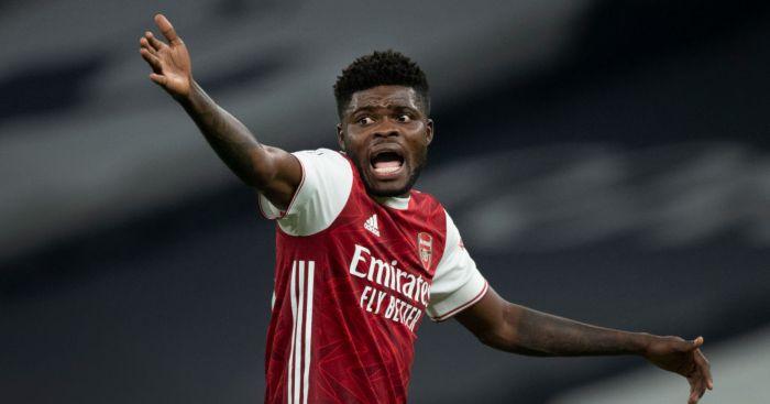 Partey an example of brain not functioning at Arsenal' - Football News -