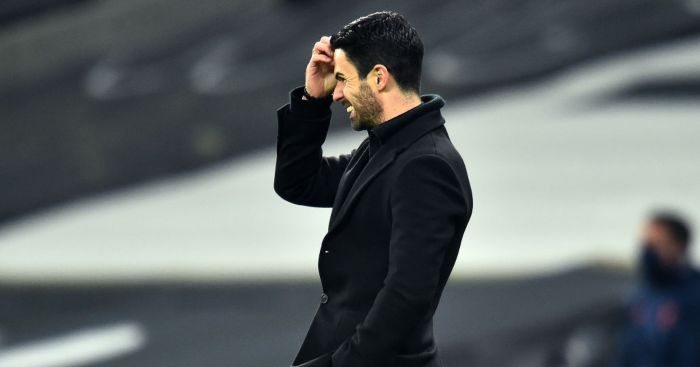 Arteta confused by nonsensical five subs rejection thumbnail