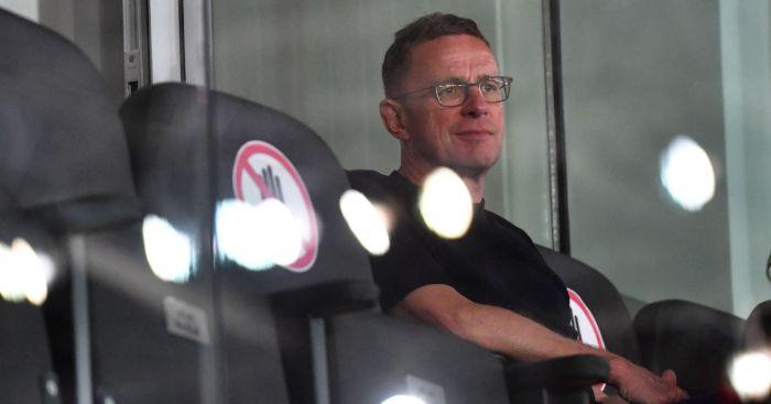 Ralf Rangnick Man Utd