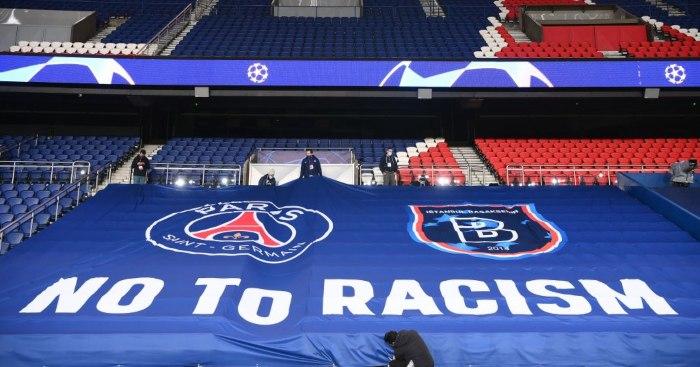 Paris Saint-Germain Istnabul Basaksehir
