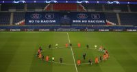 Champions League PSG Basaksehir