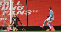 David De Gea Riyad Mahrez Manchester United City