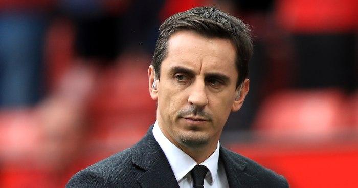 Gary Neville Man Utd Chelsea