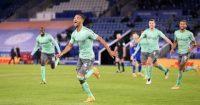 Leicester Everton