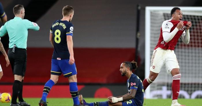Arsenal Gabriel