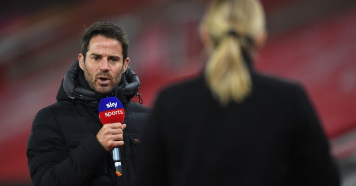 Jamie Redknapp Arsenal