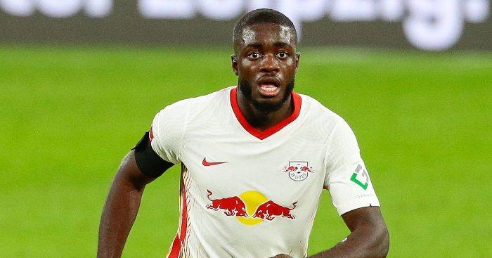 Dayot Upamecano RB Leipzig Man Utd