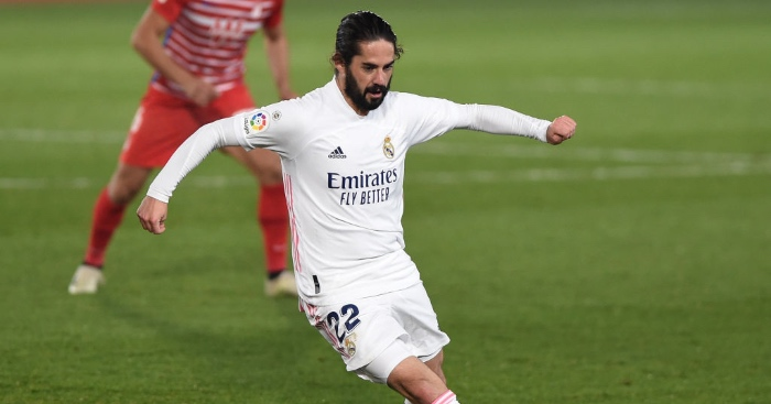 Arsenal suffer major blow in pursuit of Real playmaker Isco thumbnail