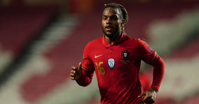 Renato Sanches Portugal Liverpool