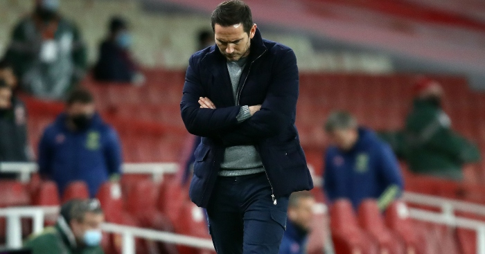 Lampard: Players' effort, not tactics, to blame for Chelsea defeat - Football News -