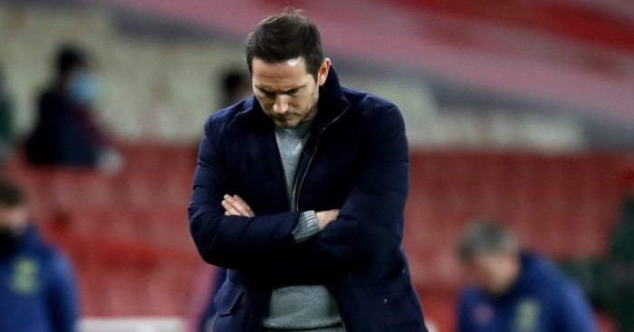 Seven reasons why Chelsea need to sack Frank Lampard...