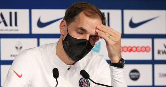 Thomas Tuchel PSG Chelsea