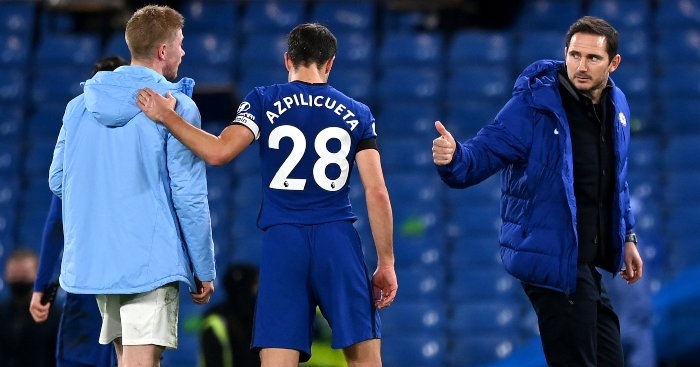 Manchester City Thrash Chelsea 3 1 16 Conclusions On Lampard Out And