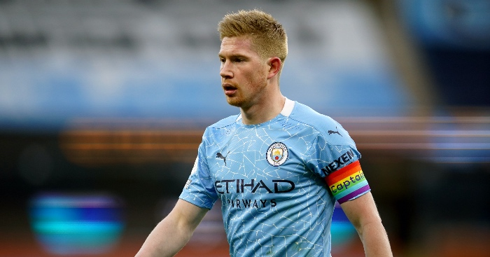 De Bruyne expected to reject new contract from Man City thumbnail