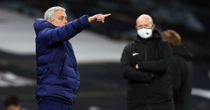 Tottenham 'ready to fight for Carabao trophy', says Mourinho thumbnail