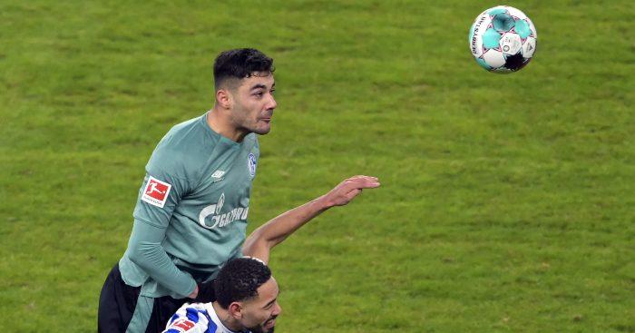Ozan Kabak Schalke Liverpool