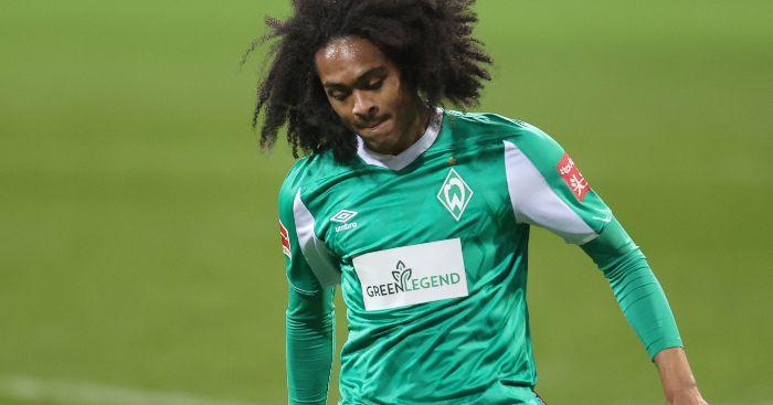 Tahith Chong Werder Bremen Man Utd