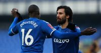 Doucoure Everton F365