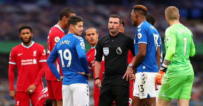 Ref finally admits mistakes over Van Dijk-Pickford incident - Football News -