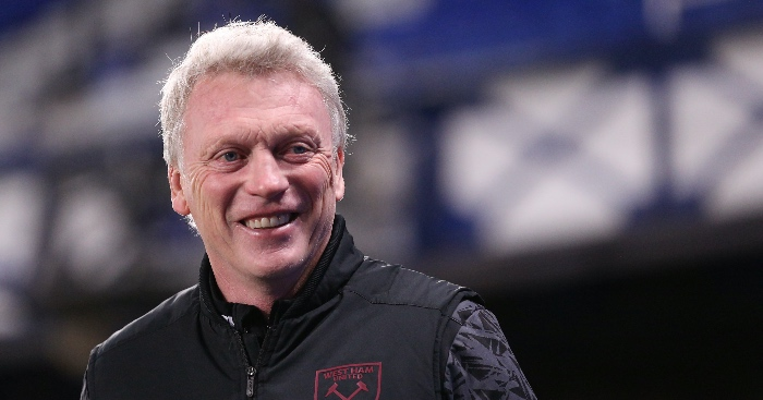 David Moyes West Ham Daka F365