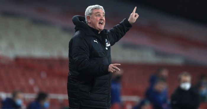 Steve Bruce Newcastle United