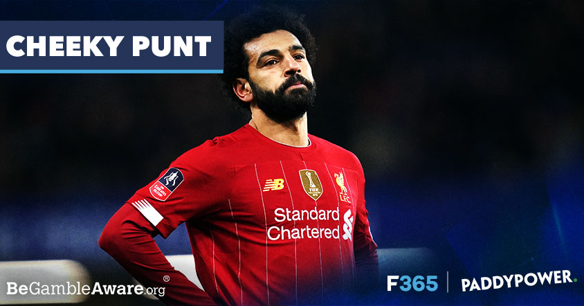 Tipping Salah to score first in Liverpool v Man United