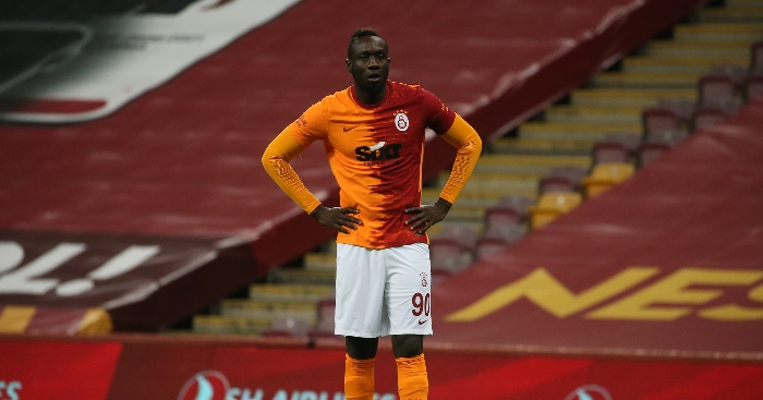 West Brom aiming to sign Galatasaray forward Diagne on loan thumbnail