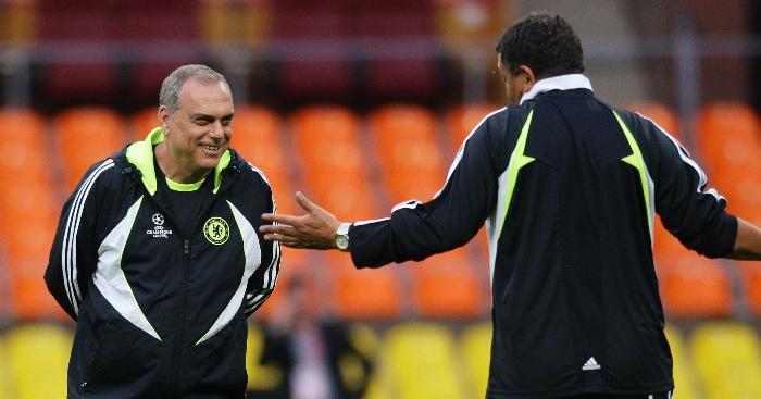 Former Chelsea boss Avram Grant denies claims he could return thumbnail