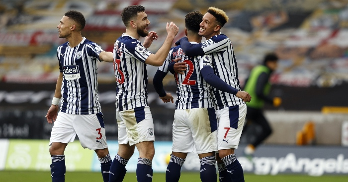 Wolves West Brom