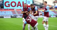 Michail Antonio West Ham Burnley