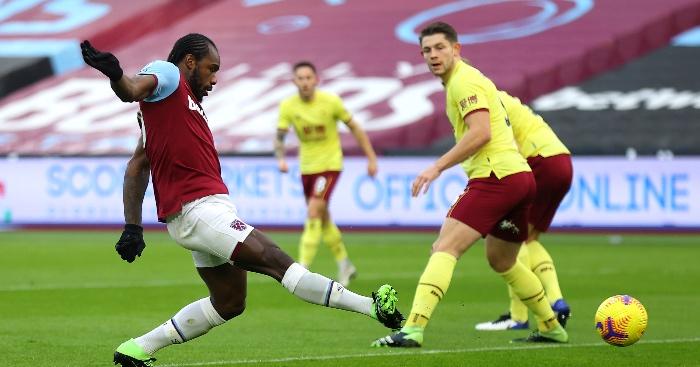 Michail Antonio West Ham