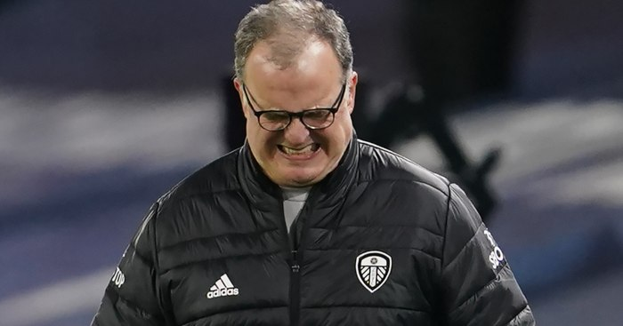 Early loser: Marcelo Bielsa and a season low for Leeds