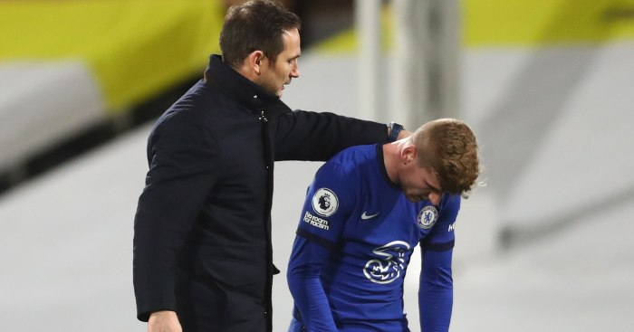 Chelsea boss Lampard compares 'outstanding' Mount to himself