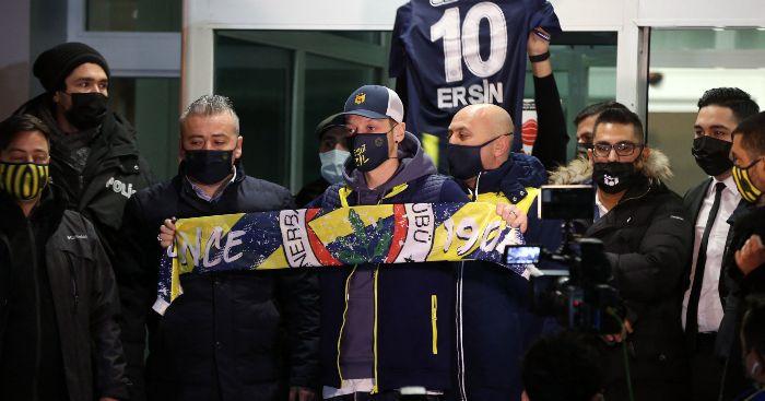 Mesut Ozil Fenerbahce