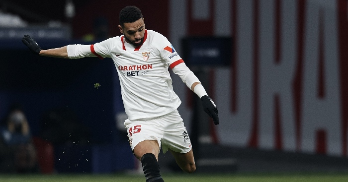 West Ham launch £22.5m bid for Sevilla striker En-Nesyri