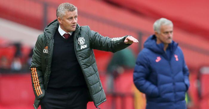 Ole Gunnar Solskjaer Man Utd Jose Mourinho Tottenham