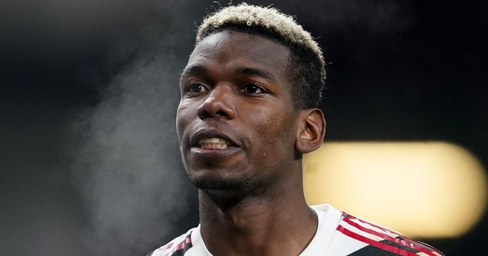 Pogba 'apologised' to 'furious' Man Utd players after Liverpool draw thumbnail