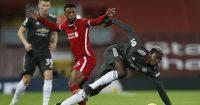 Georginio Wijnaldum Liverpool Paul Pogba Man Utd